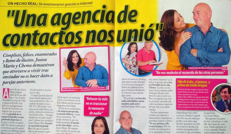 La revista ¡Mira!, publica nuestra historia
